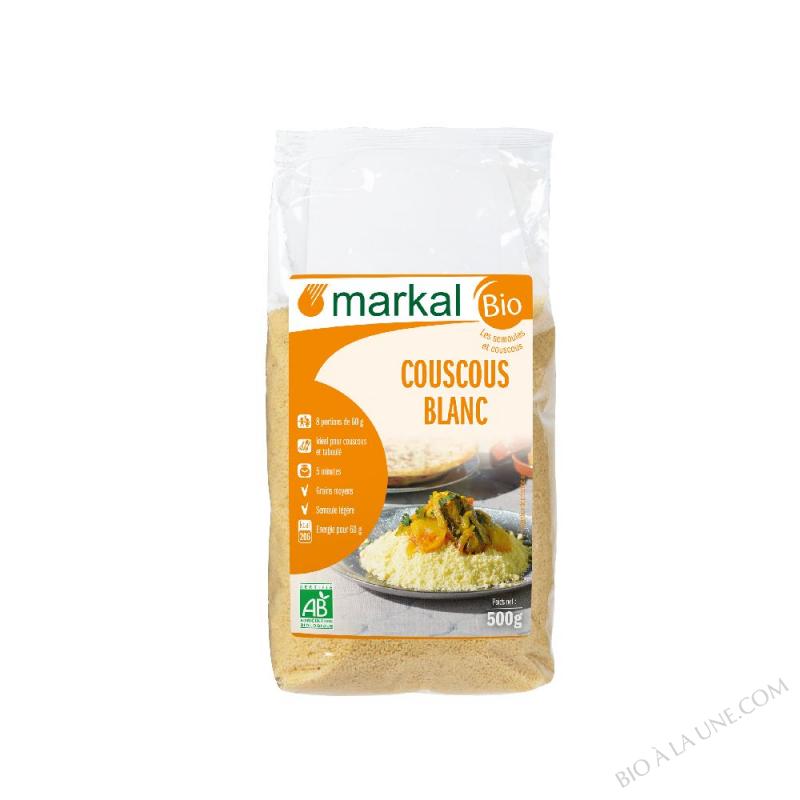 Couscous blanc