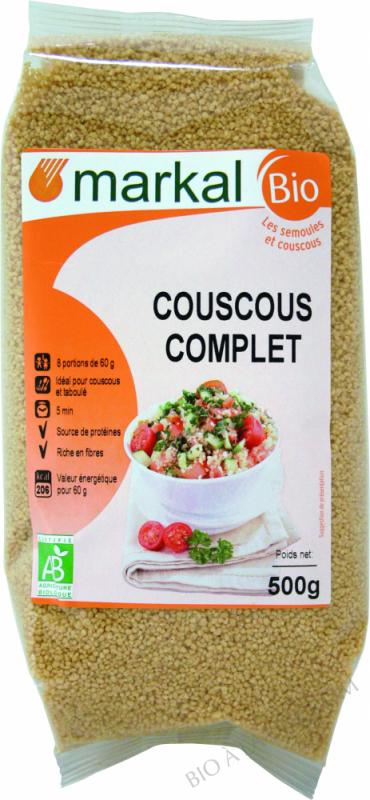 Couscous Complet 500g