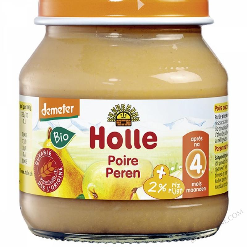 Petit pot 100% poire - 125g