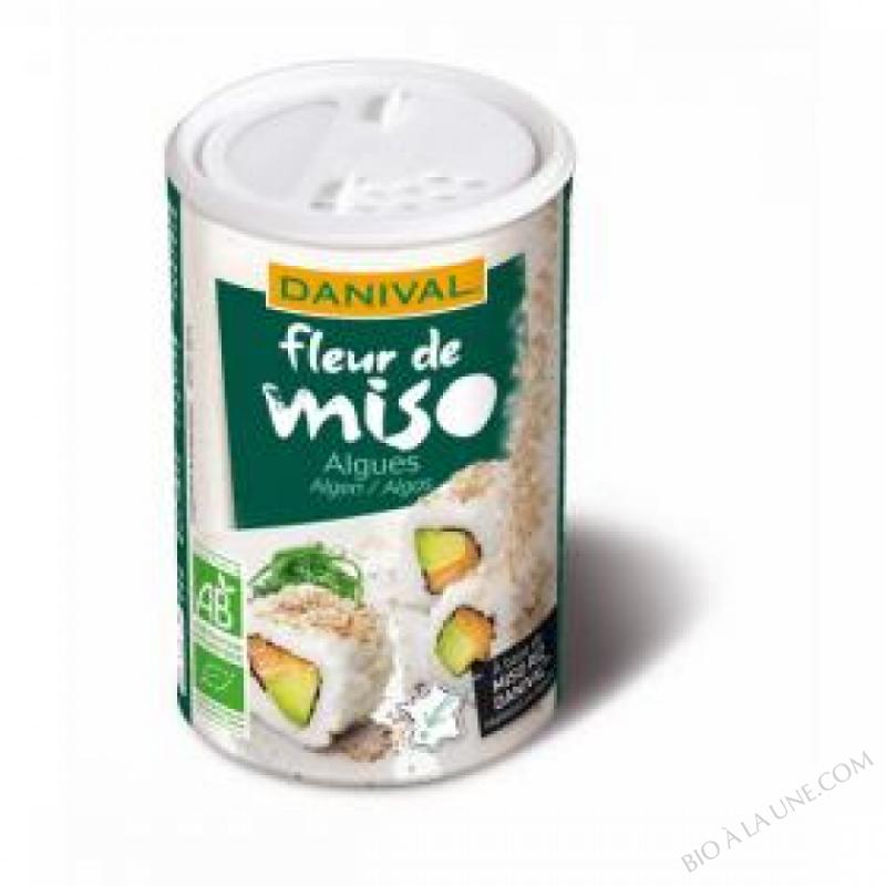 Fleur de Miso Algues 80g