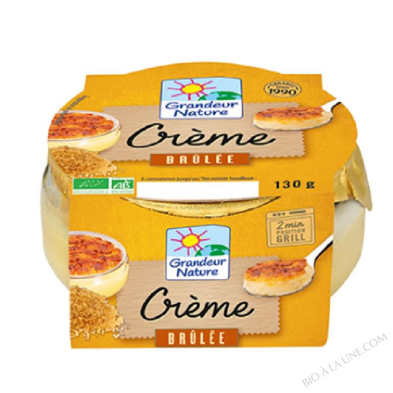 CREME BRULEE 130G