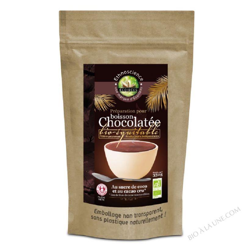 P'tit Dej Cacao cru et sucre de coco bio 350g