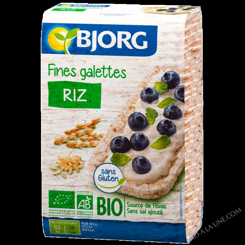 Fines galettes de riz 130g