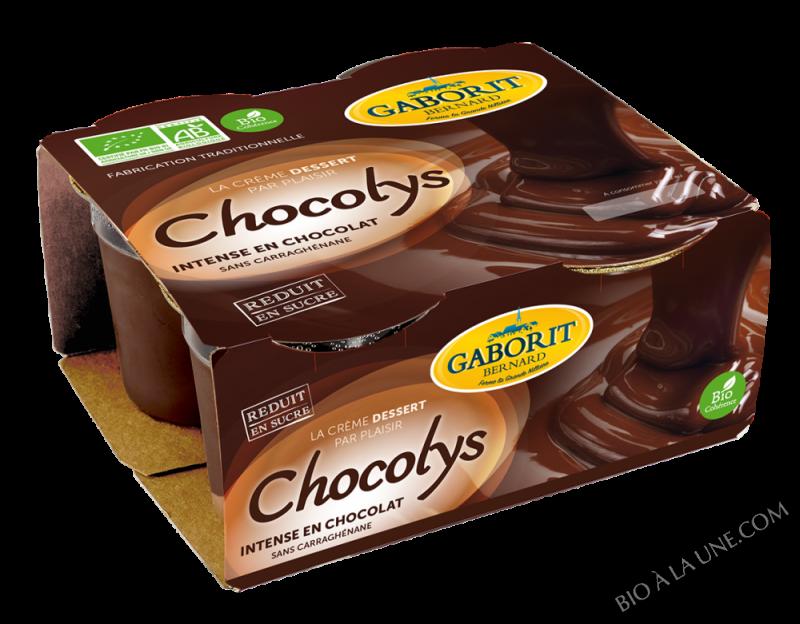 CHOCOLYS 4x100g