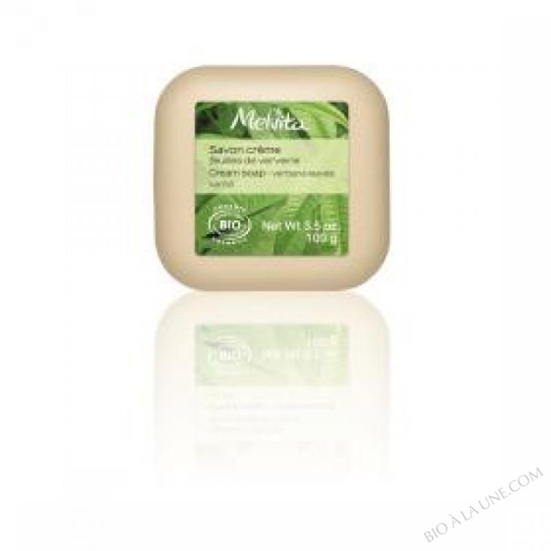 Savon crème Feuille de verveine - 100g