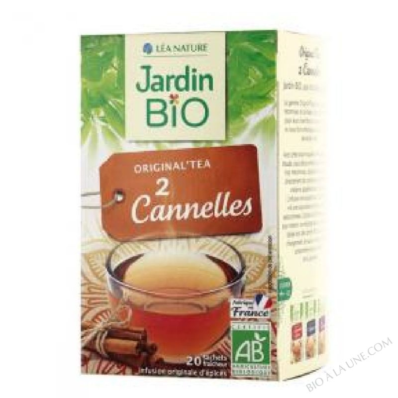 ORIGINAL'TEA 2 Cannelles 30 g