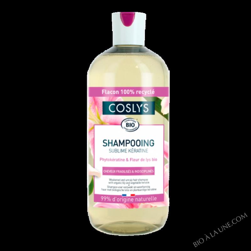 Shampoing cheveux fragilisés et indisciplinés 500 ml