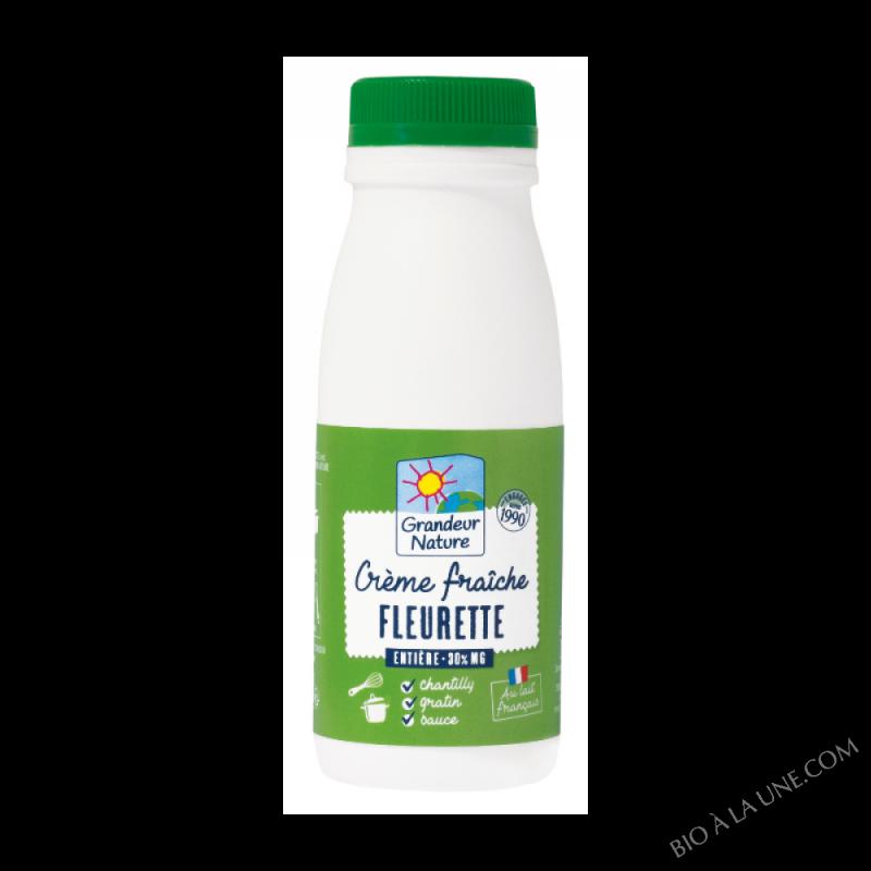 Crème Fraîche Fleurette - 25 cl