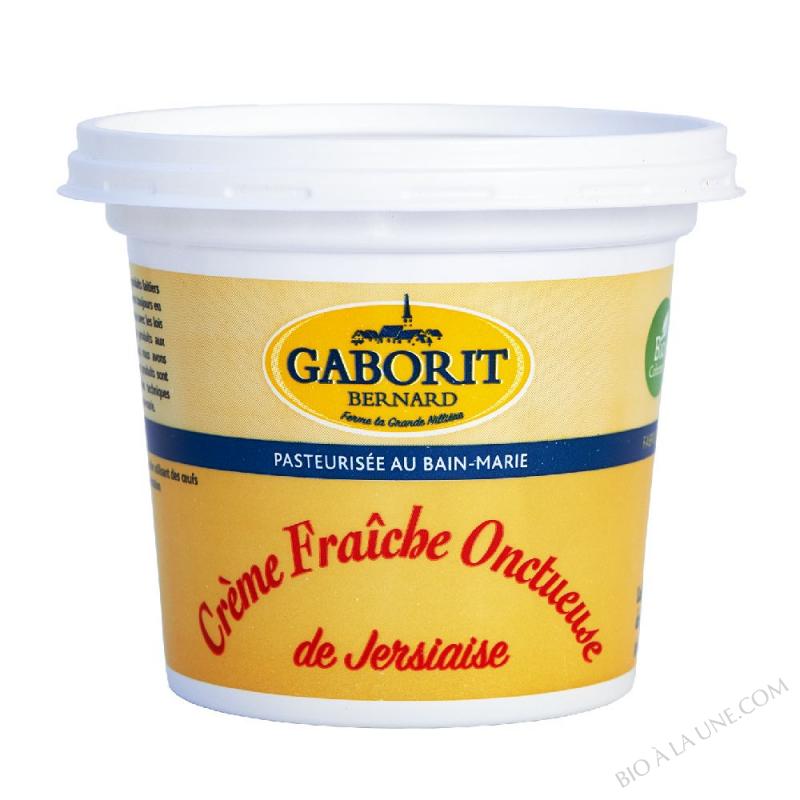 Crème Fraîche Onctueuse De Jersiaise - 25cl