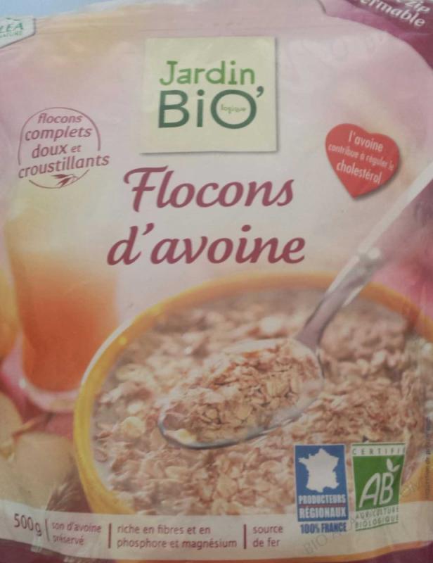 Flocon D'Avoine Bio - 500G