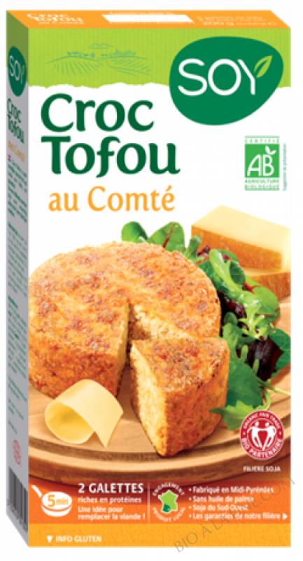 CROC TOFOU AU COMTÉ - 2 X 100 G