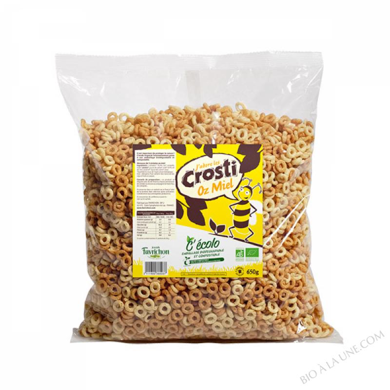 Crosti Favrichon Oz miel Format économique