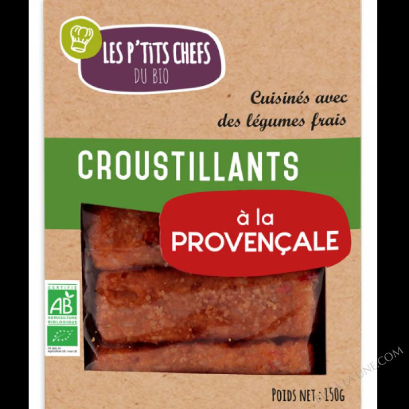 CROUSTILLANTS A LA PROVENCALE 5 X 30G