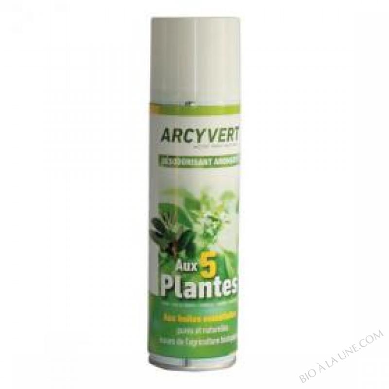 Desodorisant 5 Plantes 200ml