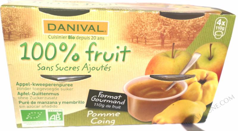 100% fruit- 4x110 g