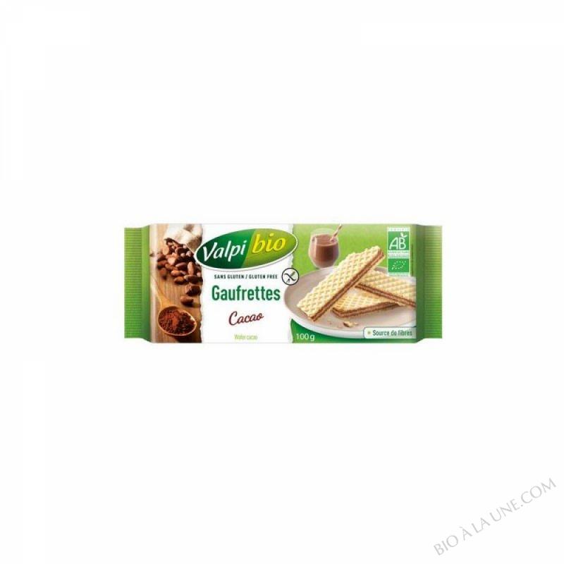 GAUFRETTES CHOCOLAT VPB - 100g