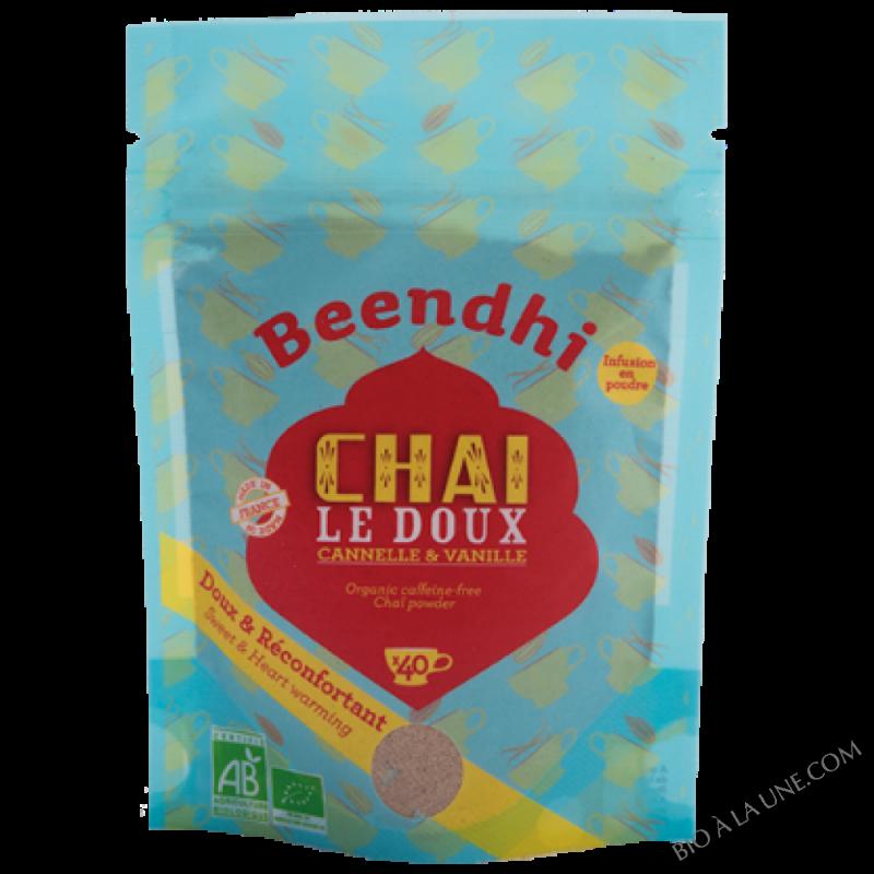 Chai Le Doux – Cannelle & Vanille - 50 G