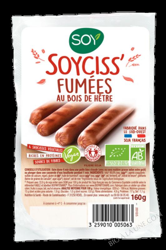 SOYCIS'  FUMEE SOY - 160g
