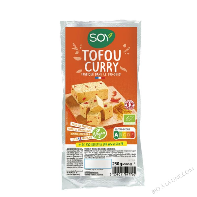 TOFOU CURRY - 250g