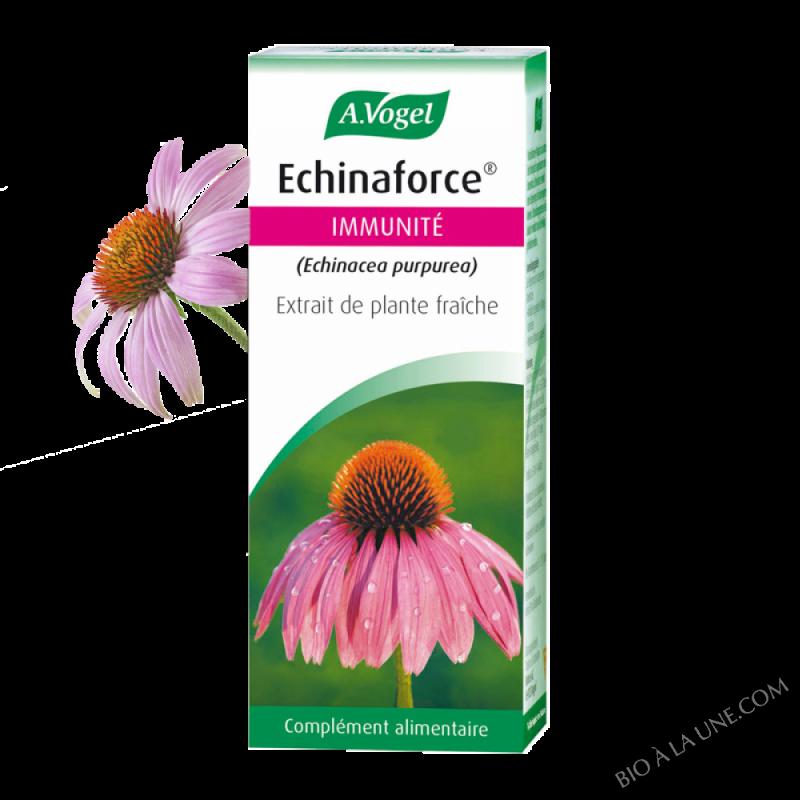 EPF® Echinaforce® - SYSTÈME IMMUNITAIRE
