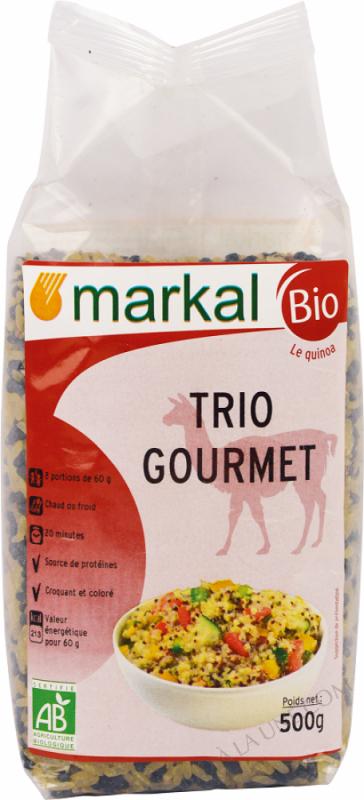 Trio gourmet