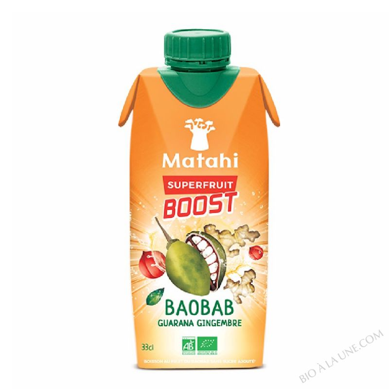 SUPERFRUIT BOOST BAOBAB - 33 CL
