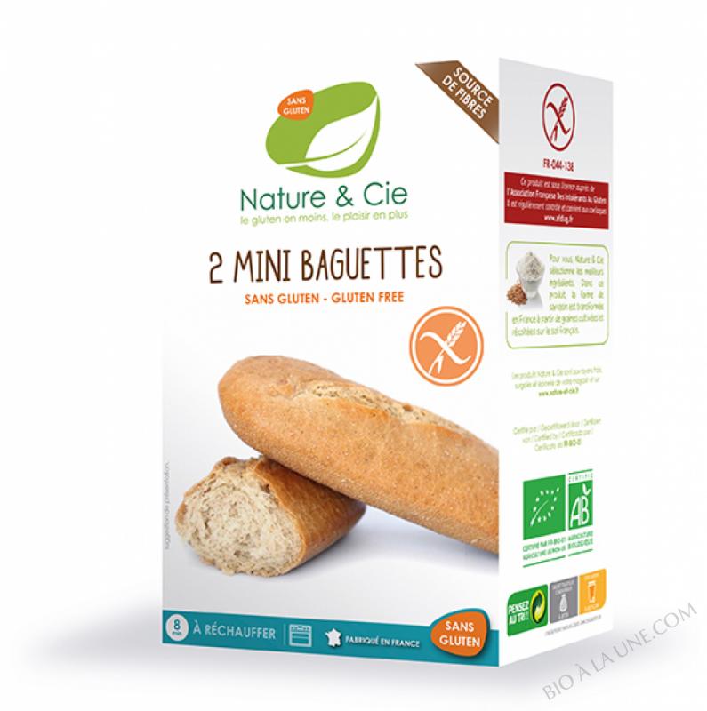 2 Mini baguettes