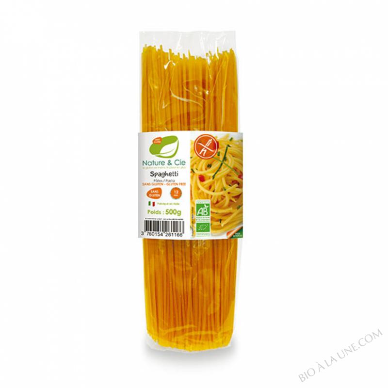 Spaghetti mais - 500g