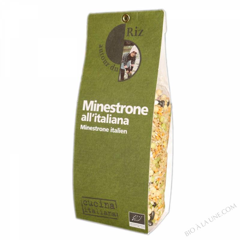 MINESTRONE ITALIENNE - 500G