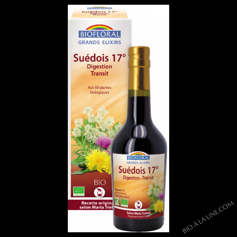 Elixir du Suédois 17°