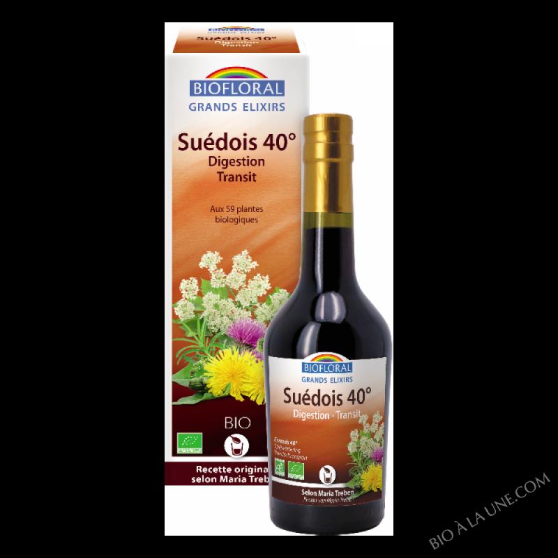 Elixir du Suédois 40°