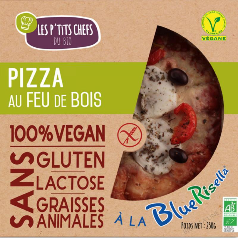 PIZZA BLUERISELLA VEGAN 250 G