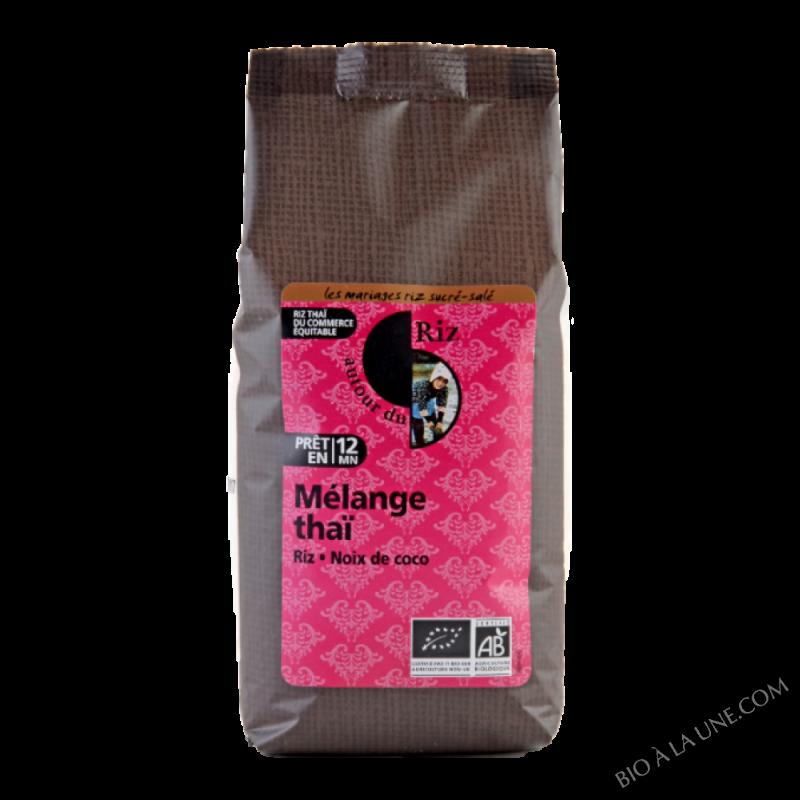 Melange Thai Riz Noix De Coco - 500G