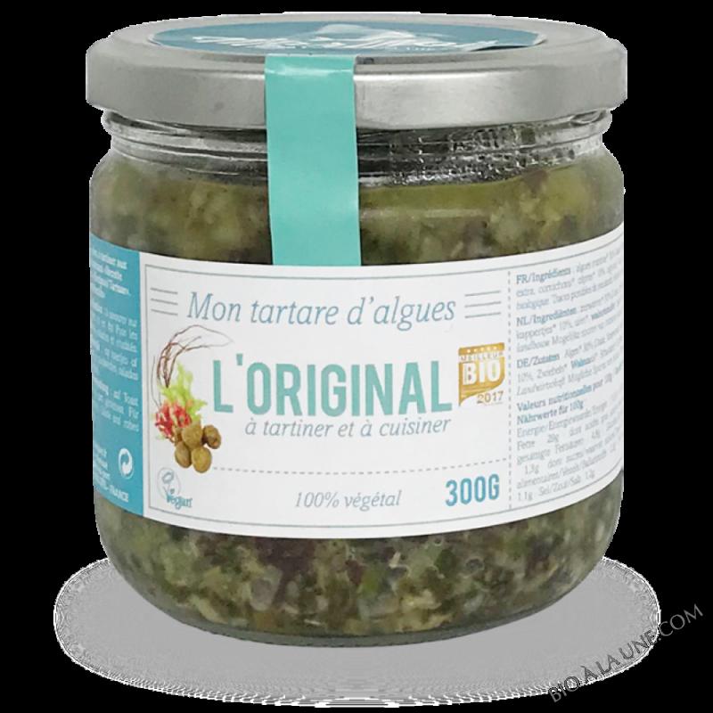 Tartare d'algues l'Original - 300G - Marinoë
