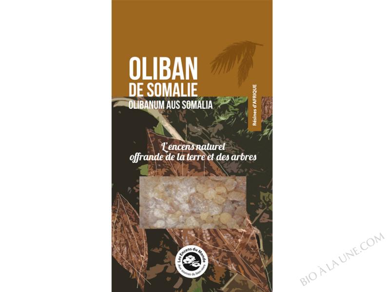 RESINES D'ENCENS OLIBAN DE SOMALIE AROMANDISE