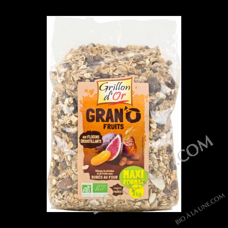 Muesli Gran'O Fruits 1 kg