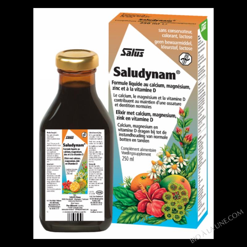 Tonique Saludynam 250mL