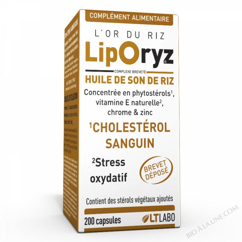 LIPORYZ 200 capsules