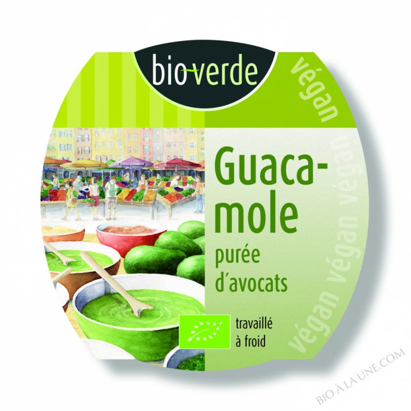 guacamole Avocado-crème-BIO - 150g