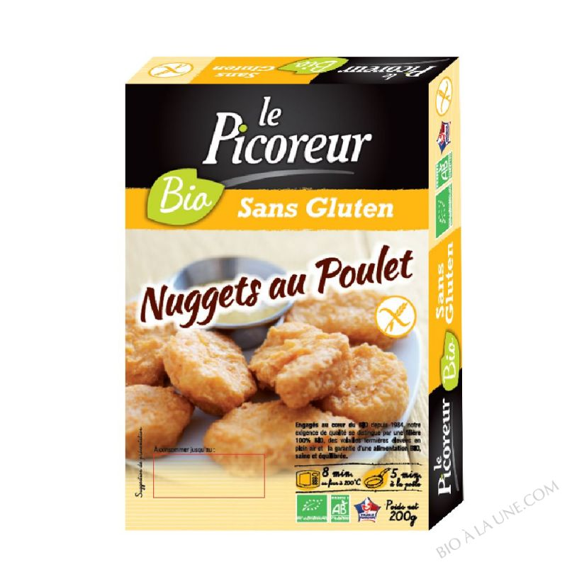 Nuggets au Poulet - Le Picoreur - 200 g