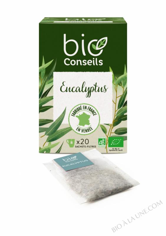 Infusion Eucalyptus Bio - 20 Sachets