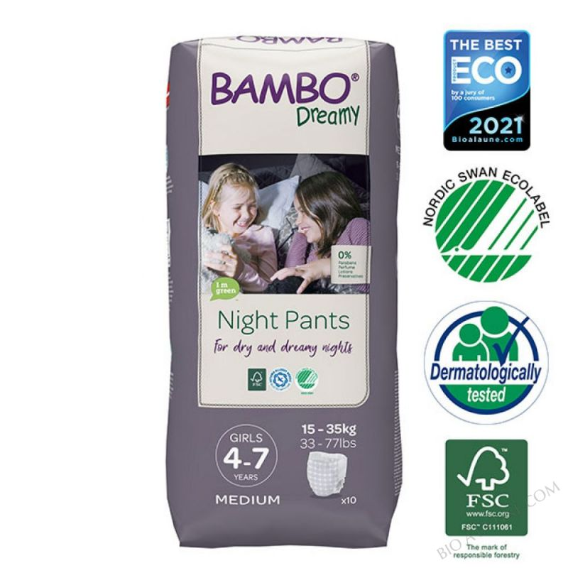 BAMBO PANTS JUNIOR-MAXI-PLUS 12-20 kg T5