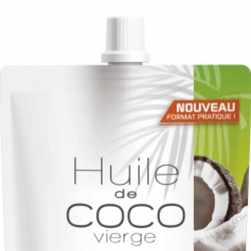 Huile De Coco Vierge Bio - Doypack - 250Ml
