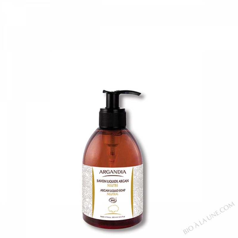 Savon Liquide Argan neutre - 300 ml