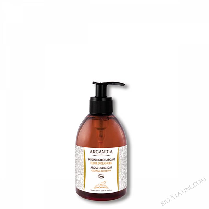 Savon Liquide Argan Fleur d'Oranger - 300 ml