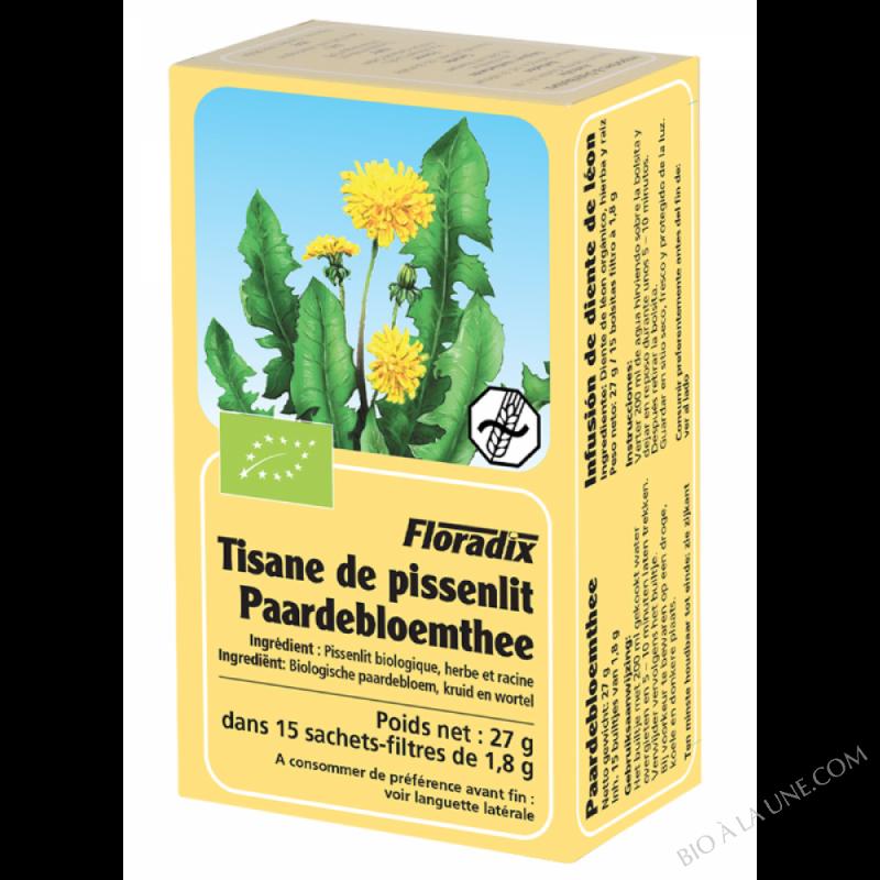 Tisane Floradix Pissenlit 15 sachets