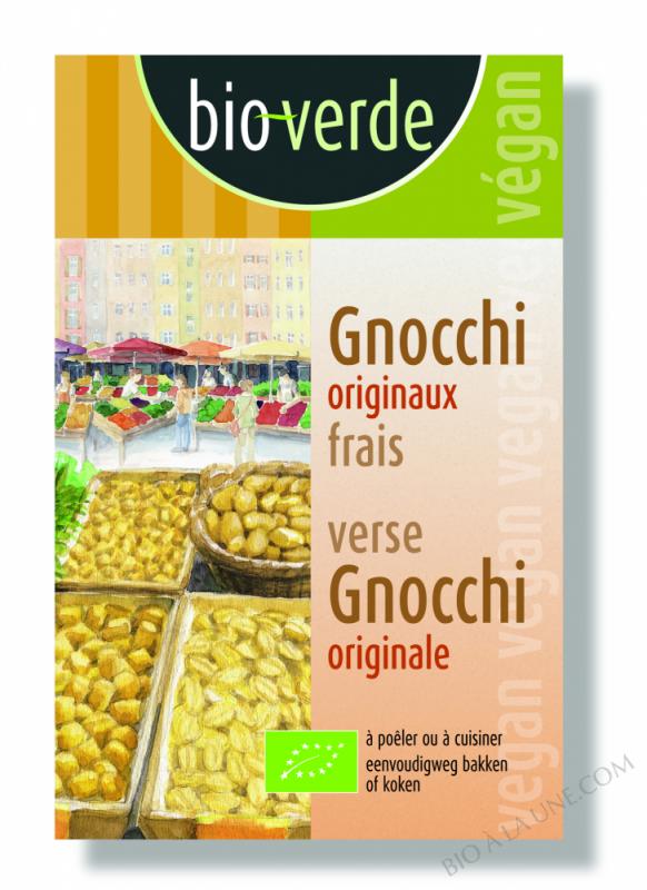 Gnocchi Frais Nature - 400G