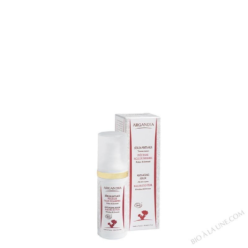 Sérum Anti-âge Figue de Barbarie - 30 ml