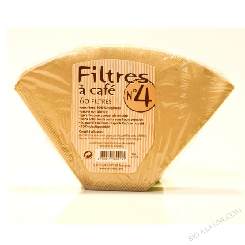 FILTRES A CAFE N°4 X60