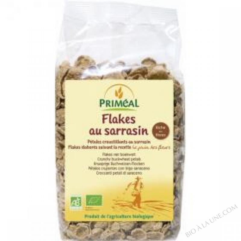 Cereales Flakes au Sarrasin 250 gr